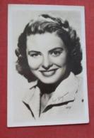 RPPC  Ingrid Bergman   Ref   3602 - Entertainers
