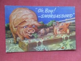 Pigs   Oh. Boy  Smorgasbord   Ref   3602 - Cerdos
