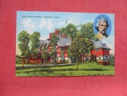 Mark Twain Memorial  Connecticut > Hartford   Ref   3602 - Hartford