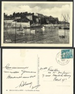 CPA--FRANCE-BELLE ILE En MER---La Citadelle De Palais--GUIBERON / MORBIHAN - Belle Ile En Mer