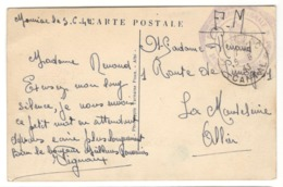 21927 - GENDARMERIE - Marcophilie (Lettres)