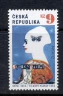 Czech Republic 2000 Europa MUH - Repubblica Ceca