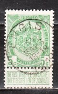 83  Armoiries - Oblit. Centrale ENGIS - LOOK!!!! - 1893-1907 Coat Of Arms