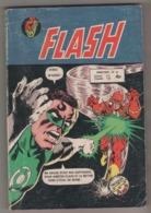 BD FLASH NUMERO 41 DE 1979 - FLASH AU 1000 VISAGES, GREEN LANTERN DUEL SPATIAL ( LIVRE EN BON ETAT ) VOIR LES SCANNERS - Flash