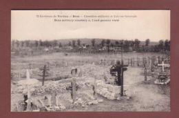 France - Environs De VERDUN - BRAS - Cimetière Militaire - Altri Comuni