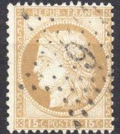 ETOILE N° 9 SUR CERES N° 55  TB IND. 11 - 1871-1875 Ceres