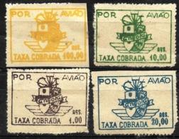 621 - PORTUGAL - ANGOLA - 1947- AIR MAIL ISSUE - FAUX, FORGERIES, FALSES, FALSCHEN, FAKES, FALSOS - Sammlungen (ohne Album)