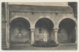 AK  Gedenkhalle Kriegerfriedhof Gravelotte - Sin Clasificación