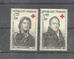 CFA 1964 - Cruz Roja