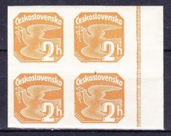 ** Tchécoslovaquie 1937 Mi 364 (Yv TPJ 17), (MNH) - Newspaper Stamps