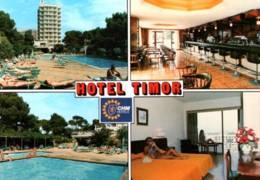 """CPM - PALMA De MALLORCA - HOTEL """"TIMOR"""" ... - Palma De Mallorca"""