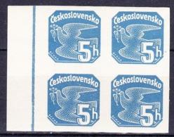 ** Tchécoslovaquie 1937 Mi 365 (Yv TPJ 18), (MNH) - Newspaper Stamps