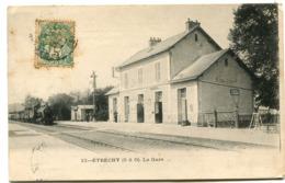 ETRECHY La Gare - Autres Communes