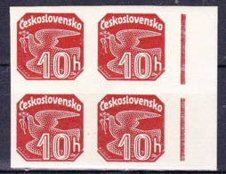 ** Tchécoslovaquie 1937 Mi 368 (Yv TPJ 21), (MNH) - Newspaper Stamps