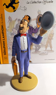 Figurine Tintin N°11 : Séraphin Lampion À La Mallette - Tintin
