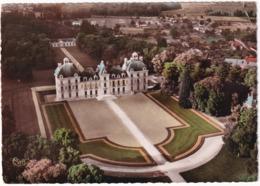Cheverny - Vue Aérienne - Le Chateau - (L.-et-Ch.) - Cheverny