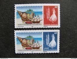 Nouvelle-Calédonie: TB Paire N°1174 A Et N° 1174 B, Neufs XX . - Nuevos