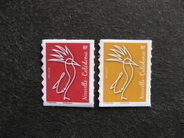 Nouvelle-Calédonie: TB Paire N° 1289 Et 1290 ( 2016) , Neufs XX . - Unused Stamps