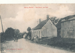 80 // MAILLY MAILLET   Rue Sorel, Vue Sud, ** - Francia