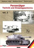 Panzerjäger - Technik Und Einsatzgeschichte Vol. 1 U. 2 - Deutsch