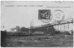 ANDERLUES : Fours à Coke, Lavoirs Et Triage - 1913 - Anderlues