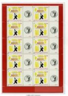 N 3688A Bloc De 10 Cérès - Francia