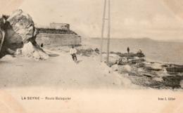 83 PRES TOULON LA SEYNE TAMARIS ROUTE DE BALAGUIER BELLE ANIMATION - Tamaris