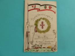 DEUTSCHE KRIEGSGEFANGENE FORT NAPIER SÜDAFRIKA TURNFEST PROGRAMM - Historische Dokumente