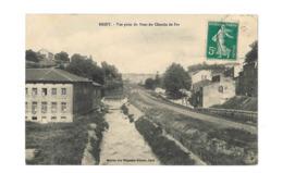 Briey - Vue Prise Du Pont Du Chemin De Fer - 309 - Briey