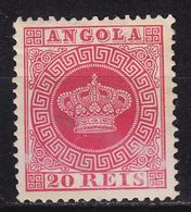 ANGOLA [1881] MiNr 0011 ( OG/no Gum ) - Angola