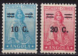 ANGOLA [1934] MiNr 0252,53 ( OG/no Gum ) - Angola