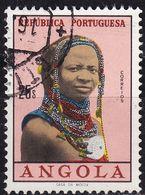 ANGOLA [1961] MiNr 0439 ( O/used ) - Angola