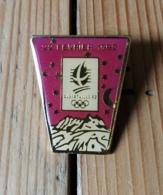 Pin's / Pins / Thème : Jeux Olympiques / ALBERTVILLE 92 / 22 FEVRIER 1992 - Jeux Olympiques