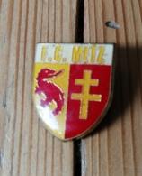 Pin's / Pins / Thème : Sports / Football / F.C. METZ - Football