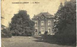TOURINNES-ST-LAMBERT  Le Mayeur - Walhain
