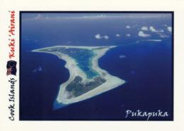 1 AK Cook Islands * Blick Auf Das Korallenatoll Pukapuka (auch Danger Islands) Gehört Zu Den Cookinseln - Luftbild * - Isole Cook