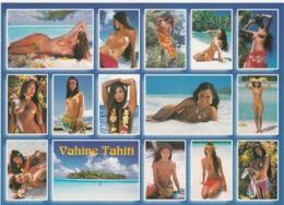 VAHINE TAHITI FEMMES SEINS NUS - Polynésie Française