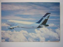 Avion / Airplane / SILK AIR / Airbus A310-200 / Airline Issue - 1946-....: Modern Era
