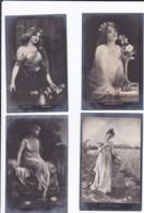 Femmes (03) -- Lot De 64 Cartes - Donne