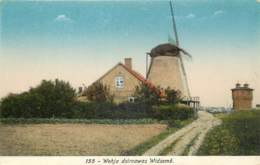 Lettonie - Wehja Dsirnawas Widsemê - Mühle - Molen - Lettonie