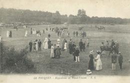 Le Touquet - Paris Plage - Hippodrome Du Noeud Vincent - Le Touquet
