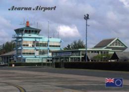 1 AK Cook Islands * Rarotonga International Airport Bei Der Hauptstadt Avarua * - Cook