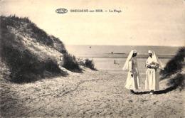 Breedene Sur Mer - La Plage (soeurs Zusters, Préaux 1923) - Bredene
