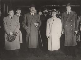 Foto 1939 Reichsminister Dr. Goebbels In Budapest - Berühmtheiten