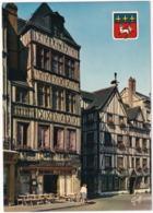 Rouen - Place Du Vieux Marché, étape Gastronomique - Vieilles Maisons - (Seine-Maritime) - Rouen