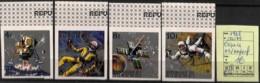 NB - [825282]TB//ND/Imperf-Burundi 1968 - N° 286/89, ND/Imperf, Exploration Spatiale, Espace - Spazio