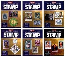 2017 Scott Standard Postage Stamp Catalogue In 6 Vol On DVD - Sammlungen (ohne Album)