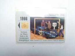 Carte Téléphone Privée , 5U , Auto Renault Alpine A 210  , Sous Blister Ouvert , 25 000 Ex - Frankreich
