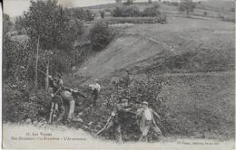 """LES VOSGES - Nos Douaniers à La Frontière - L""""Arrestation Des Contrebandiers ( 1915 ) - Non Classés"""