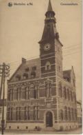 Mechelen  A/M.    -    Gemeentehuis.  -   1924   Naar   Borgerhout - Maasmechelen